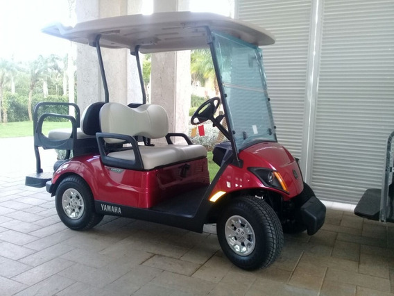 Carritos De Golf Yamaha Made In Japan Nuevo 0.km.
