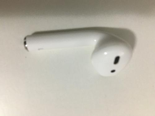 Fone  Ouvido Sem Fio Apple AirPods Segunda Geração Esquerdo