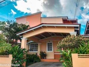 Hermosa Casa En Venta Paseo Real Villa Lucre Panama