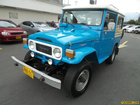 Toyota Fj Fj 40l