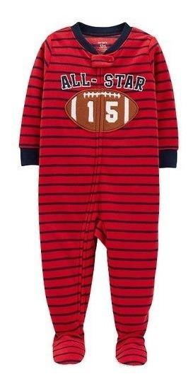 Mameluco Talla 12 Meses Pijama Carters Niño