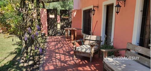 Casa Quinta En Pinares- Ref: 723