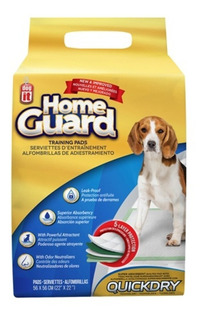 Paños Sanitarios De Entrenamiento Dog It Home Guard 50 Un Tª