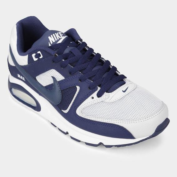 Zapatillas Nike Air Max Command - Azul/blanco