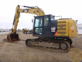 Excavadora Caterpillar 320cl 320dl 316el 2013