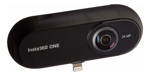Cámara De Acción Y Video Insta360 One 360, Con Estabilizador