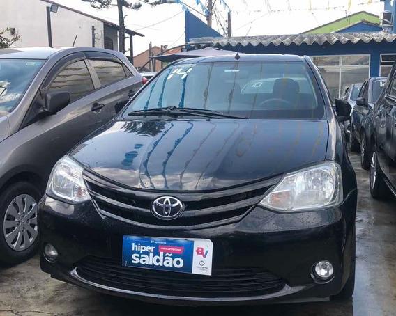Toyota Etios 1.5 16v X 4p 2014