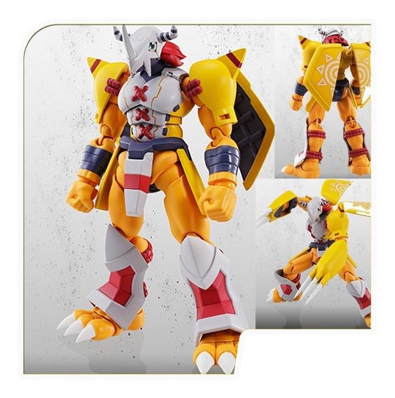 S.h. Figuarts Digimon Digital Monster Wargreymon