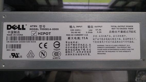 Fonte Dell Model 7000814-0000 700w ( 1 De 2 )