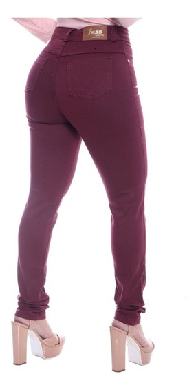Kit 6 Calça Jeans Hot Pants Cintura Alta Com Lycra Le Bumbum