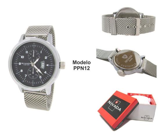 Relojes Caballero Varios Modelos Con Estuche Y Envio Niv