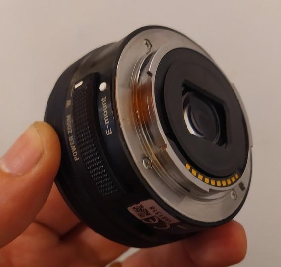 Lente Sony 16-50 Do Kit