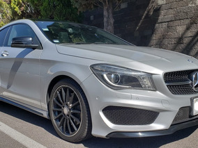 Mercedes-benz Clase Cla 2.0 250 Cgi Sport Edition 1 Mt