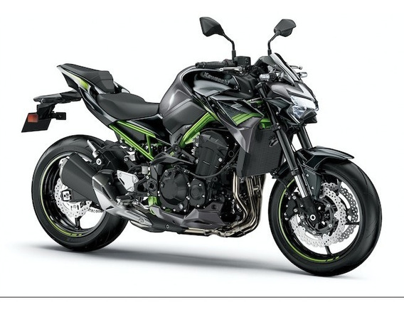 Kawasaki Z900 Modelo 2021 - 2 Anos Garantia (w) - Promoção!