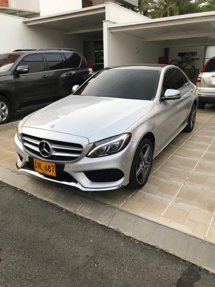 Mercedes Benz C250 Amg Sport Line
