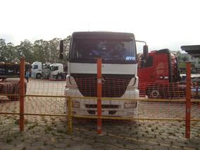 M.benz Axor 2035-s 09/09 Gustavo-caminhões Cegonha Top!!!