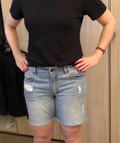 Short Jeans Claro Lindo Da Forever 21