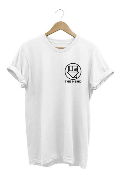 Camiseta Masculina The Neighbourhood Nbhd Lançamento 2019