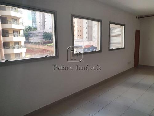 Imagem 1 de 12 de Sala Para Aluguel, 2 Vagas, Jardim Botânico - Ribeirão Preto/sp - 3226