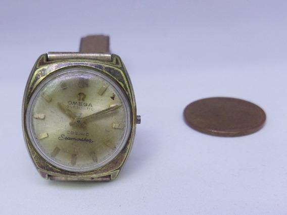 Relógio Omega Feminino Antigo P/ Reaproveitamento De Peças