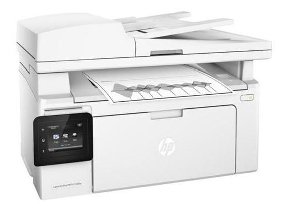Impressora Multifuncional Hp Laserjet Pro Mfp M130fw