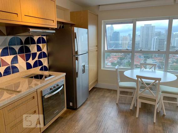 Apartamento Para Aluguel - Brooklin, 1 Quarto, 56 - 893093441