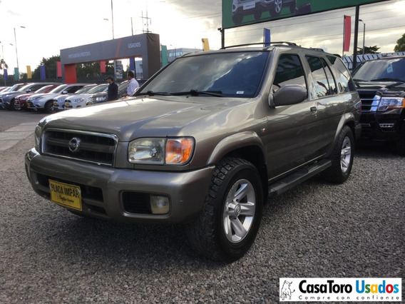Nissan Pathfinder 4x4 At 3500cc 2003