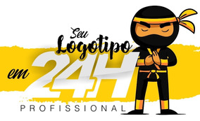 Logotipo Logo Logomarca 100% Profissional + Manual