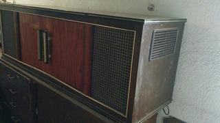 Consola Para Discos De Vinyl Y Acetato