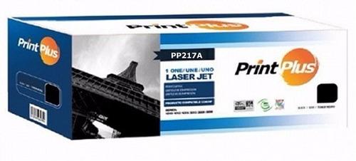 Tóner Print Plus Cf217a 17a. M102w- M130fw. Con Chip. Lps