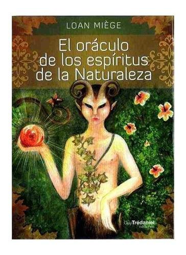 Oráculo De Los Espíritus De La Naturaleza (45 Cartas)- Miège