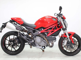 Ducati - Monster 796 Abs - 2013 Vermelha