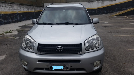 Toyota Rav4 Aut. 4x4 2005 Made Japan Motor Igual Do Corolla