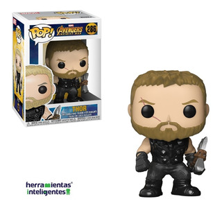 Thor Infinity War Funko Pop Avengers Marvel