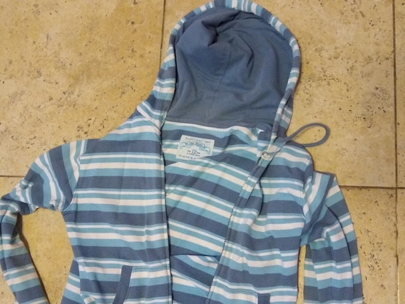 Campera Con Capucha Cheeky Talle 12 (quilmes)