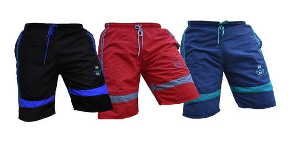 Pack X 3 Pantalonetas Deportivas Variedad De Diseños Y Color