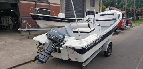Imagen 1 de 14 de Tracker Astillero 3v Tango 510 2019 Nautica Milione Perm