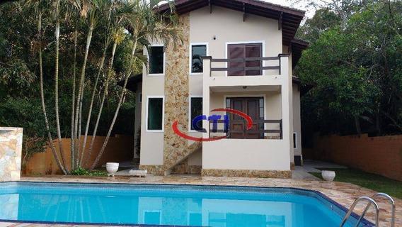 Casa Em Condomínio Fechado À Venda, Balneário Palmira, Ribeirão Pires. - Ca0271