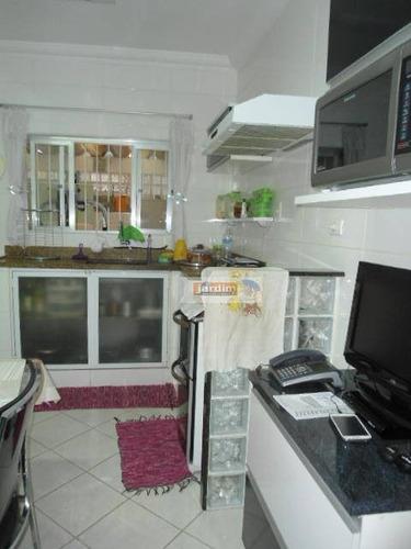 Casa Residencial À Venda, Demarchi, São Bernardo Do Campo. - Ca0386