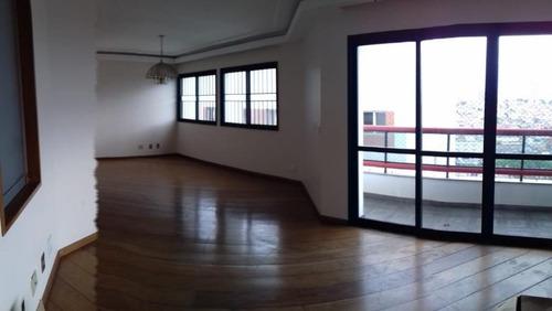 Apartamento Residencial À Venda, Tatuapé, São Paulo. - Ap6049