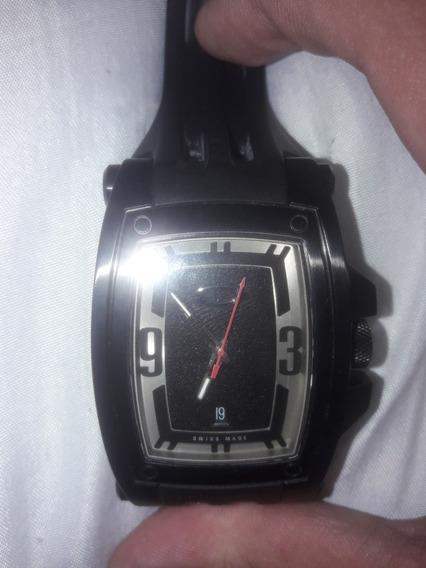 Relógio Oakley Warranty Preto Zerado