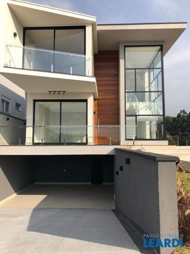 Imagem 1 de 15 de Casa Em Condomínio - Residencial Real Park - Sp - 601523