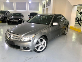 Mercedes-benz C 180 1.8 Cgi Classic 16v Turbo Gasolina 4p At