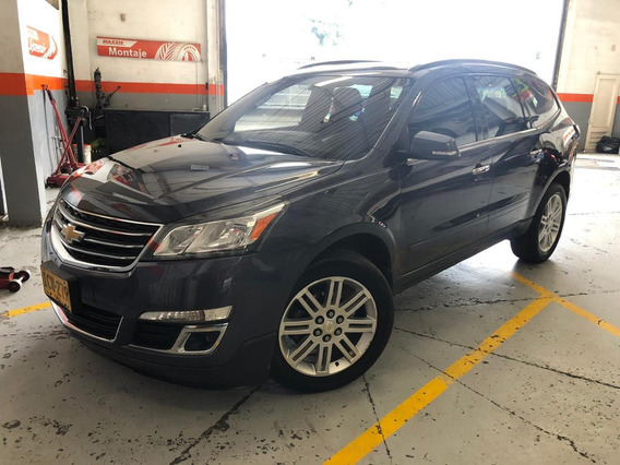 Chevrolet Traverse Lt 4x4 2013 Perfecto Estado