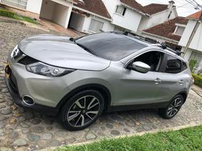 Nissan Qashqai 2016 4x4