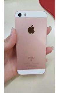 iPhone Se 16gb Gold Rose