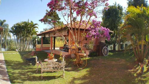 Casa Em São Roque Com Vista Para O Lago! - Ca16079