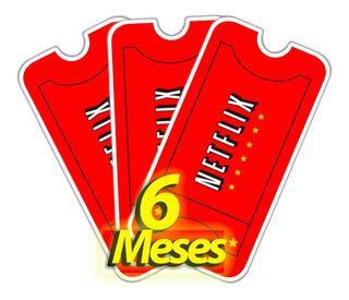 Giftcards Netflx Premium.cuntäs X6 - Mes 4 Dispositi.vos
