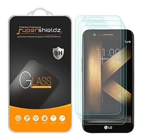 Paquete De 3 Supershieldz Para LG K20 V  K20v Verizon Protec