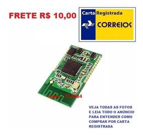 Módulo De Áudio Estéreo Bluetooth Xs3868 Ovc3860 Frete R$ 10
